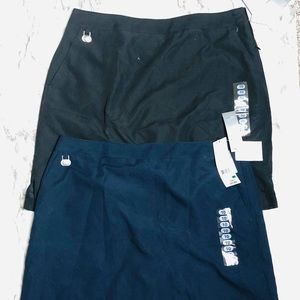LizGolf | set of two golf skirts • 10